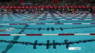 Women's 400m IM A Final | 2018 TYR Pro Swim Series - Indy