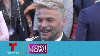 Latinx Now! | Latin Grammys 2018: Pedro Capó súper emocionado por su premio | Telemundo