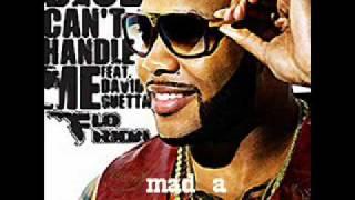 INSTRUMENTAL Flo Rida feat. David Guetta - Club can't handle Me (+HQ Audio Download)