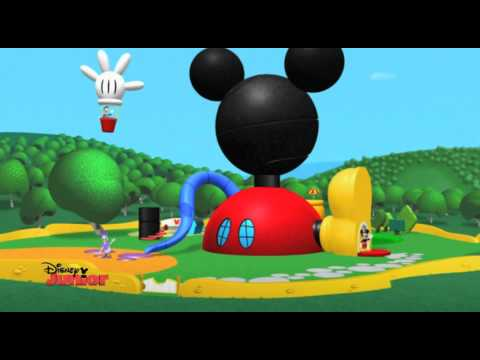 Mickey Mouse Hot Dog Song Five Times