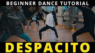 DESPACITO Dance Tutorial mit Musik ♫  Beginner Hip Hop Choreography | TanzAlex (deutsch)