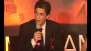 My Name Is Khan Film - Press Conference