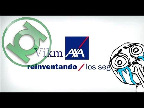 VIKM...AXA / Reinventando los seguros (Parodia)