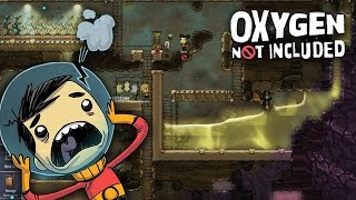 IT'S ACTUALLY WORKING!  Oxygen Not Included Best Base Gameplay Ep 8