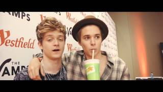 Meet The Vamps Album Launch Week - UK