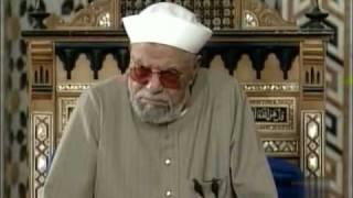رد الشيخ الشعراوى على شبهة المستشرقين حول القرض