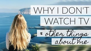 Q&A: WHY I DON