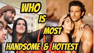 Omar Borkan Al Gala VS Hrithik Roshan 2018|| Who Is More handsome Man In The World
