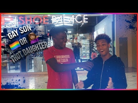 WOULD YOU RATHER HAVE A GAY SON 🌈 OR THOT DAUGHTER 💁� PUBLIC INTERVIEW SPECIAL EDITION