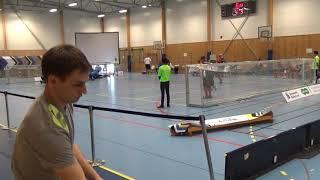 2018 Goalball World Championships Czech Republic v Canada 2nd Half