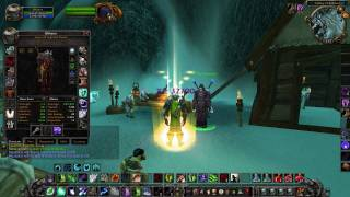 A Druid's Levelling Journey through the World of Warcraft
