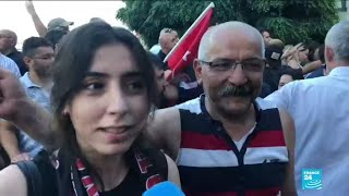"""Istanbul mayoral elections: """"After 25 years, we're so happy to see this"""""""