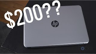 The Best Laptop for Under $200 (& It