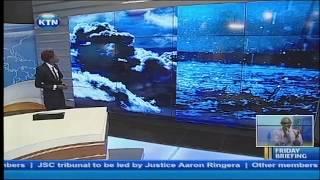 Eric Omondi anchors news with Betty Kyalo