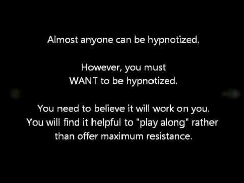 Hypnotize yourself for sexual pleasure