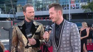Florida Georgia Line Red Carpet Interview - AMAs 2018