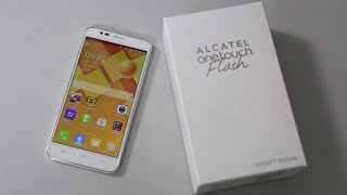 Alcatel One Touch Flash Review - by Cambo Report