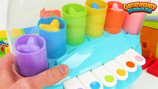 Learn Colors for Baby Video Teach Colors and Numbers with Preschool Educational Toys for Toddlers!