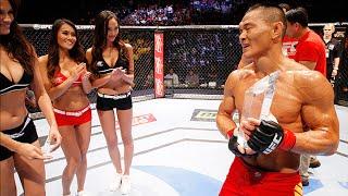 UFC Fighter: TUF Champion Ning Guangyou