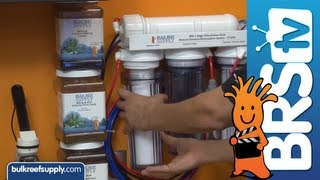 Reverse Osmosis System Basics - EP 1: Reverse Osmosis Systems and Your Reef Tank