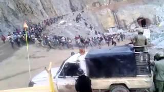 Intrudas distabs in Gokona pit, in the north mara