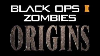BO2 DLC #4 Zombies: Origins - Official Trailer Review