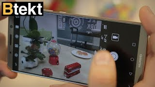 Huawei Mate 10 Pro camera walthrough
