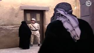معتز يضرب دركي  باب الحارة الجزء الأول 1    bab al hara