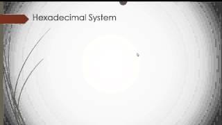 1.0 الانظمة الرقمية   Numbring Systems  - تعليم PIC18