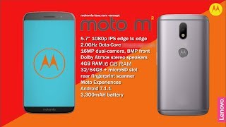 Motorola Moto M2 Coming With 6 GB Of RAM! Launch Dates, Price And Specifications!