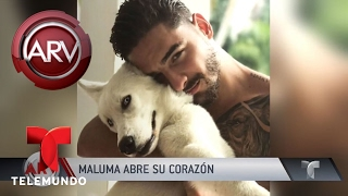 Maluma revela lo que haría con Selena Gómez | Al Rojo Vivo | Telemundo