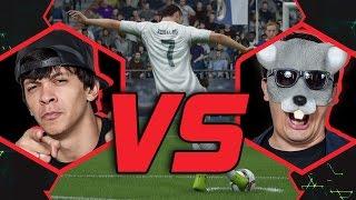 COCIELO VS RATO BORRACHUDO | FIFA | BATALHA #22 | #MTVLOGBR