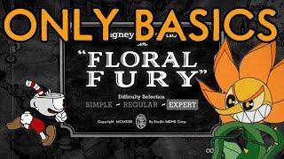 Cuphead Super Challenge: Floral Fury