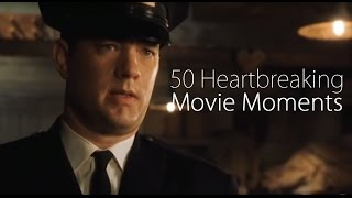 50 Heartbreaking Movie Moments | SUPERCUT