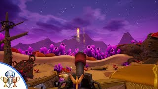 Spyro 3 Year of the Dragon - Man the Cannons, Man Trophy - Use cannons to shoot down all vultures