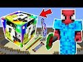 Download Video Download RENK BOMBASI ŞANS BLOKLARI CHALLENGE - Minecraft 3GP MP4 FLV