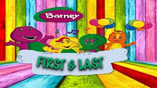 First & Last: BJ's Song