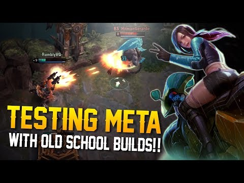 Xxx Mp4 TESTING META WITH OLD BUILDS Vainglory 5v5 Gameplay Skye WP Top Lane Gameplay 3gp Sex