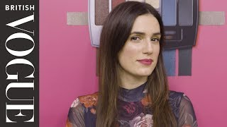 Create The Chanel SS19 Beauty Look With Lucia Pica | British Vogue