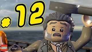LEGO Pirati dei Caraibi Gameplay ITA Walkthrough #12 - Ai Confini del Mondo
