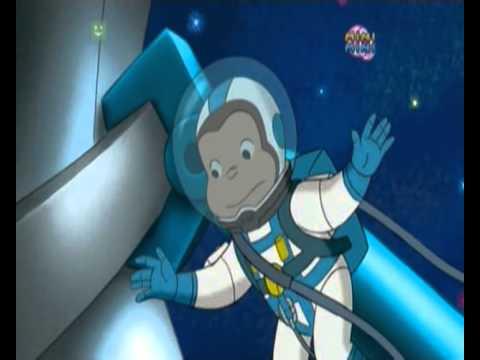 Ciekawski George Naprawa w przestrzeni kosmicznej Gdzie ta pinata