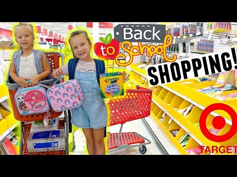 Xxx Mp4 SISTERS BACK TO SCHOOL SHOPPING At TARGET ✏️ New School Update 3gp Sex