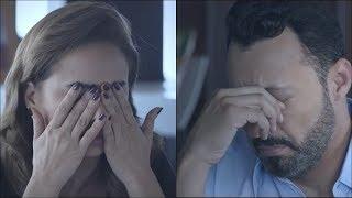 """مسلسل لأعلى سعر - جميلة تعتذر لهشام """" أنا أتأذيت جامد منك وزعلانة إني مبقتش جميلة اللي انت حبتها """""""