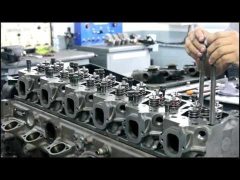 Montagem da Junta de Cabeçote Motor Mercedes 457 Euro 5