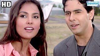 Lara Dutta Tells Akshay Kumar Her Love Story - Andaaz {2003} - Best Bollywood Movie