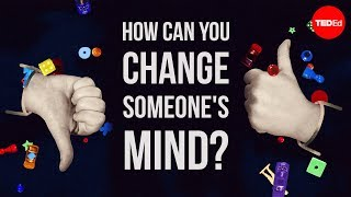 How can you change someone