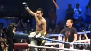 Nonito Donaire Round 3 TKO vs Bedak