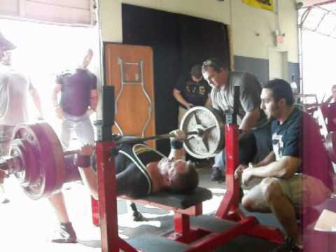 Adam XXX 525 BP @ SPF Longhorn Classic 2-19-11