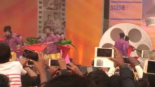Purnima Stage Performance - Viral in social media