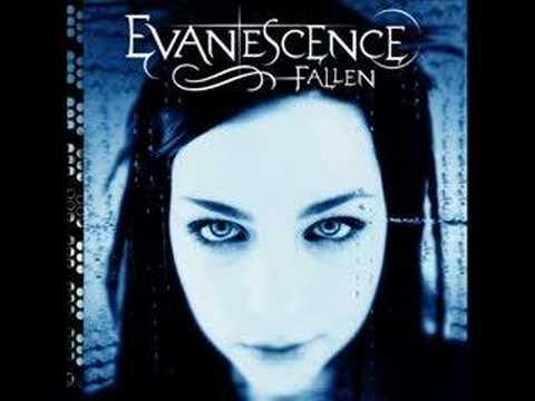 Evanescence Bring Me To Life with lyrics